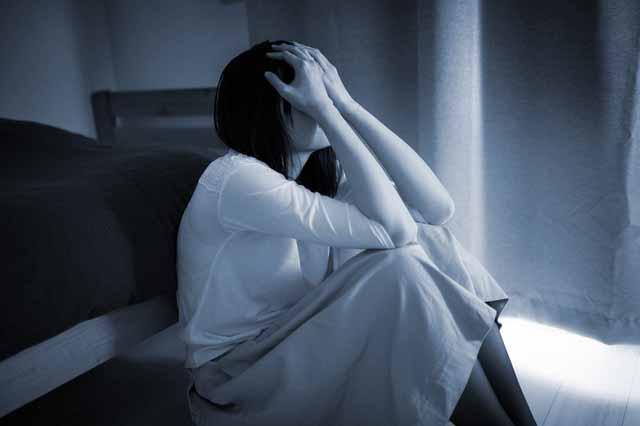暴力を受ける。いじめを受ける。人に恐怖を感じる。不安。