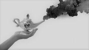 魔法のランプmohamed HassanによるPixabayからの画像